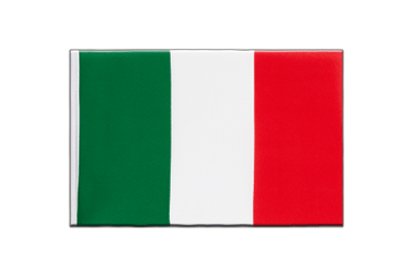 Italy - Little Flag 6x9""