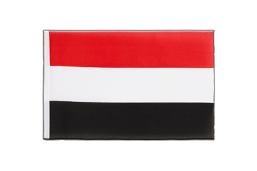 Yemen - Little Flag 6x9""