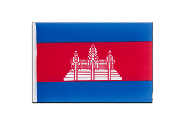 Cambodia Little Flag 6x9""