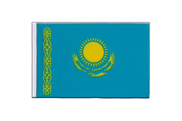 Kazakhstan - Little Flag 6x9""