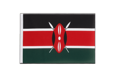Kenya Little Flag 6x9""