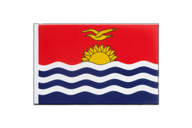 Kiribati Little Flag 6x9""