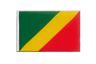 Congo Little Flag 6x9""
