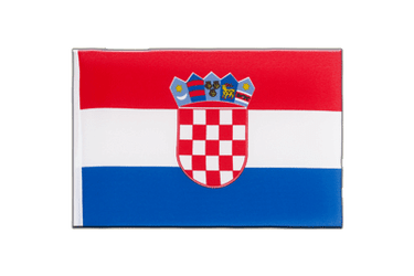 Croatia - Little Flag 6x9""