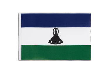 Lesotho new - Little Flag 6x9""