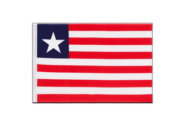 Liberia - Little Flag 6x9""