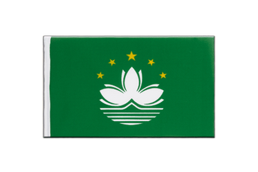 Macao Macau - Little Flag 6x9""