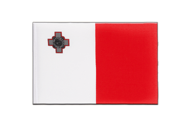 Malta - Little Flag 6x9""
