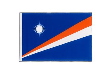 Marshall Islands Little Flag 6x9""