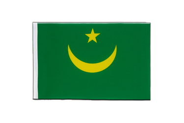 Mauritania - Little Flag 6x9""