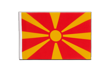 Macedonia Little Flag 6x9""
