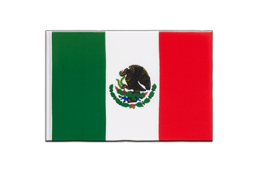Mexico - Little Flag 6x9""