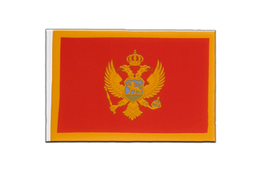 Montenegro Little Flag 6x9""