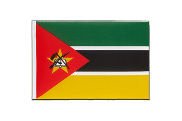 Mozambique - Little Flag 6x9""