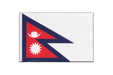 Nepal - Little Flag 6x9""