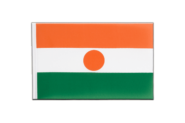 Niger - Little Flag 6x9""