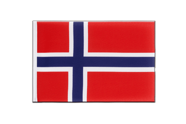 Norway - Little Flag 6x9""