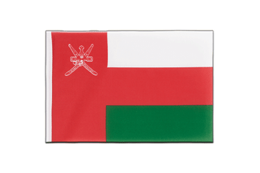 Oman - Little Flag 6x9""