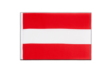 Austria Little Flag 6x9""