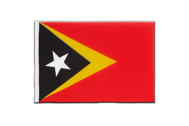 East Timor - Little Flag 6x9""