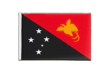Papua New Guinea Little Flag 6x9""