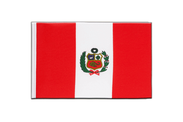Peru Little Flag 6x9""