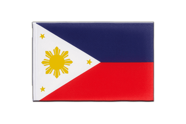 Philippines - Little Flag 6x9""