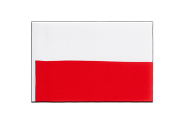 Poland Little Flag 6x9""