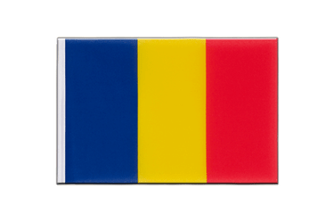Rumania - Little Flag 6x9""