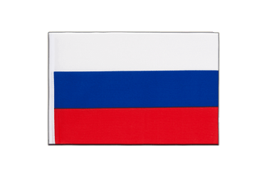 Russia Little Flag 6x9""