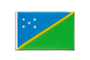 Solomon Islands Little Flag 6x9""