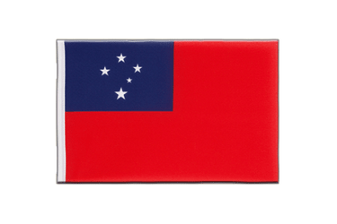 Samoa Little Flag 6x9""