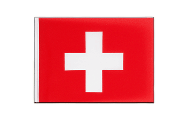 Switzerland Little Flag 6x9""