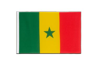 Senegal Little Flag 6x9""