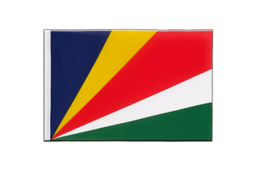 Seychelles - Little Flag 6x9""