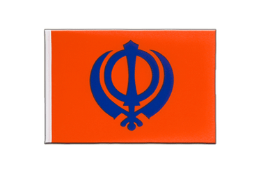 Sikhism Little Flag 6x9""