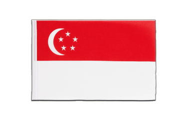 Singapore Little Flag 6x9""