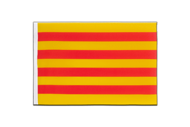 Catalonia - Little Flag 6x9""