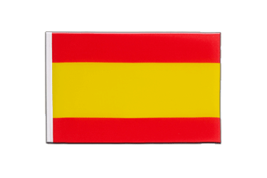 Spain without crest Little Flag 6x9""