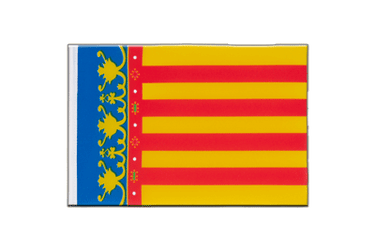 Valencia Little Flag 6x9""
