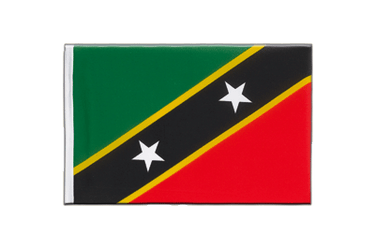 Saint Kitts and Nevis - Little Flag 6x9""