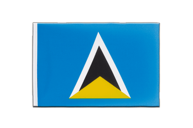 Saint Lucia Little Flag 6x9""