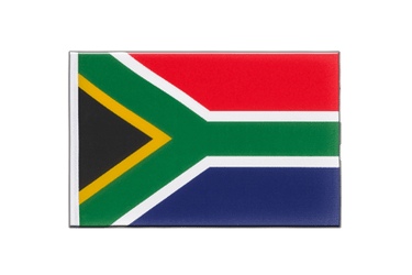 South Africa Little Flag 6x9""