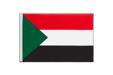 Sudan Little Flag 6x9""