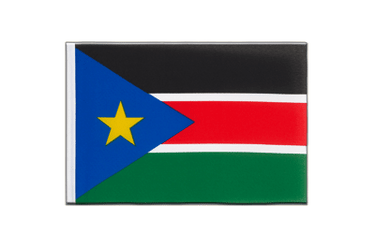Southern Sudan - Little Flag 6x9""