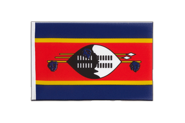 Swaziland - Little Flag 6x9""