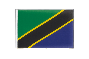 Tanzania - Little Flag 6x9""