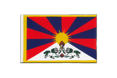 Tibet Little Flag 6x9""