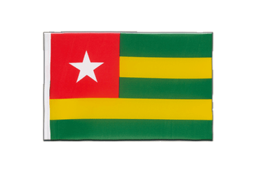 Togo - Little Flag 6x9""