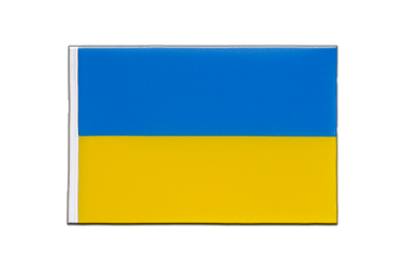 Ukraine - Little Flag 6x9""